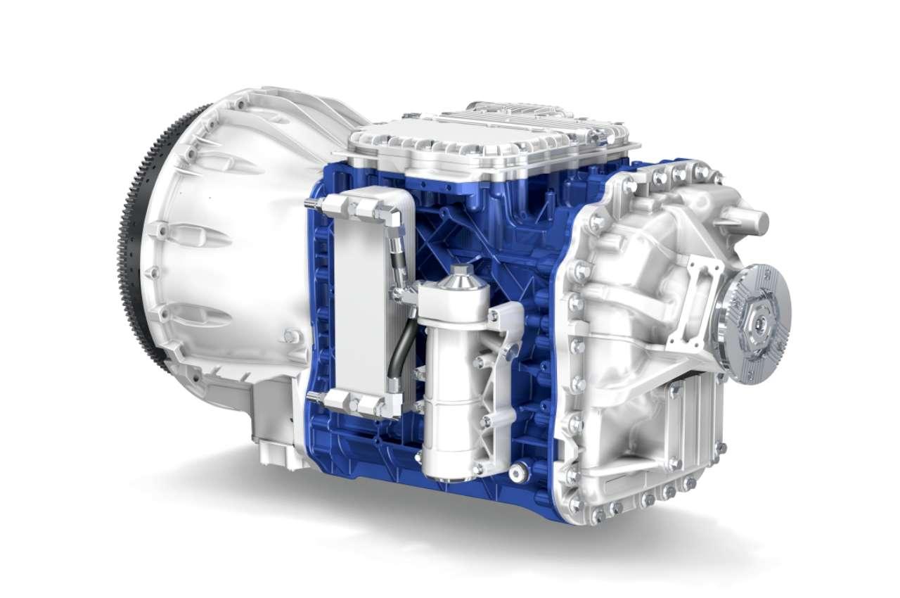Volvo I-Shift Transmission (AMT)
