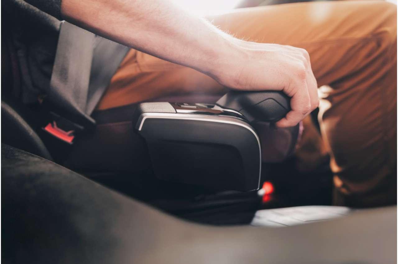 Volvo I-Shift Gear Selector