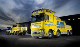 DAF XF Wrecker & Leyland DROPS