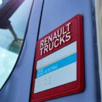 Renault Trucks Electric Badge