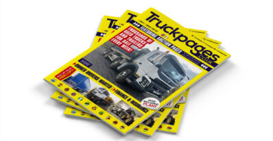 Truckpages magazine Covers Issue 61