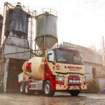 Renault Trucks Range C C380 Mixer