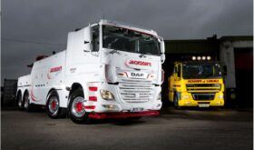 DAF CF530 Recovery truck