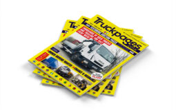 Truckpages front cover Issue 62