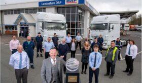 British dealer group Lawrence Vehicles Ltd.