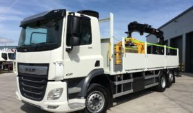 Used DAF CF320 Truck for Sale