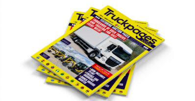 Truckpages Issue 64 Front Covers