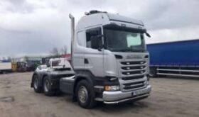 Used Scania R Series Truck