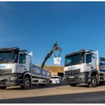 Mercedes Arocs 2532 Crane Trucks