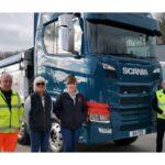 Scania R540 8x4 Tipper