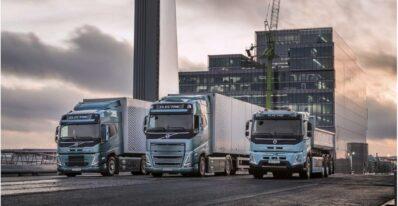 Volvo Trucks Electric Range Lineup