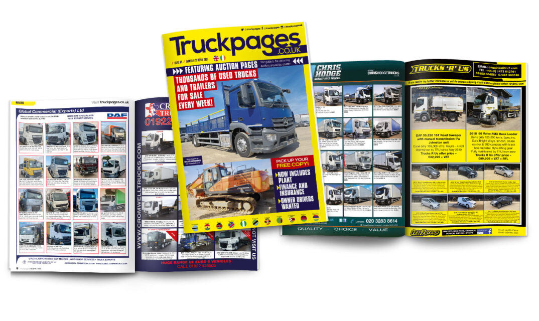 Truckpages Issue 65 Print