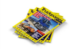 Truckpages Front Cover Issue 65