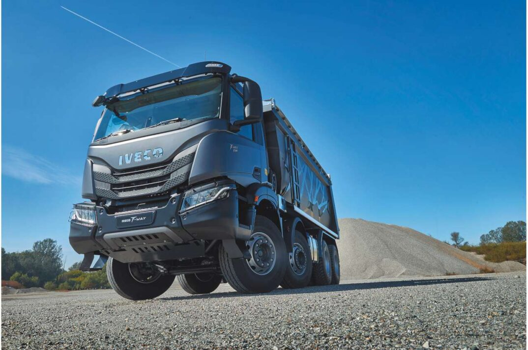 Iveco T-Way Off Road Launch 2021-