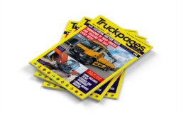 Truckpages issue 66 Front Cover