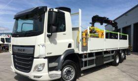 Used DAF Crane Truck