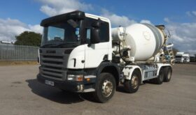Used Concrete Mixer Truck for Sale