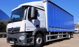 Used Curtainside Truck for Sale