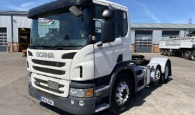 Used Pet Regs Tractor Unit for Sale