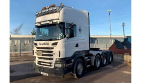 Used Heavy Haulage Tractor Unit for Sale