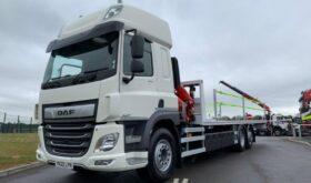 Used DAF CF Crane Truck for sale