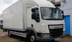 Used DAF Box Truck for Sale