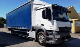 Used Mercedes Curtainsider for Sale