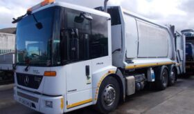 Used Mercedes Refuse Truck for Sale
