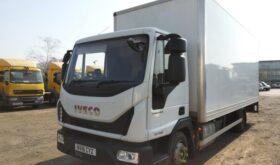 Used Iveco Box Truck for Sale