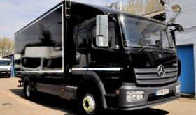 Used Mercedes Box Truck for Sale