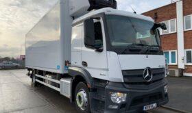 Used Mercedes Fridge Truck for Sale
