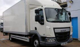 Used DAF LF Box Van for Sale