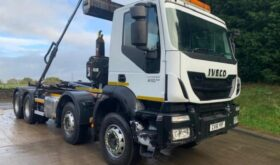 Used Iveco Trakker Truck for Sale