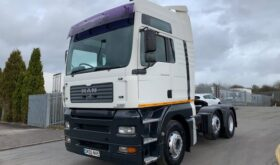 Used MAN TGA Truck for Sale