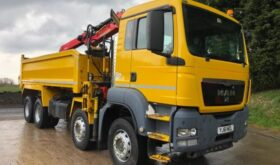Used MAN TGS Truck for Sale