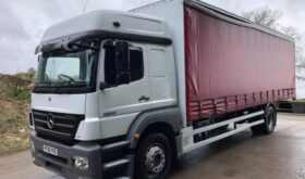 Used Mercedes Axor Truck for Sale