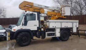 Used Mercedes Unimog for Sale