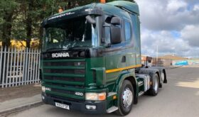 Used Scania 4 Series Truck for Sale