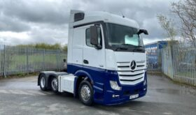 Used Mercedes Actros 2545 Truck for Sale