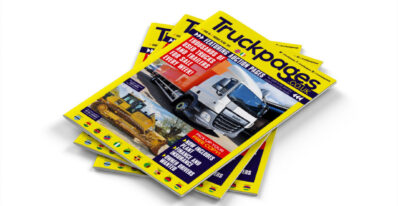 Truckpapges Issue 68 Front Covers