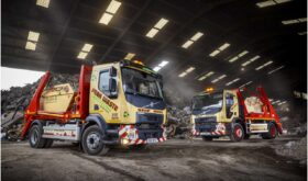 Volvo FL and FE Skiploaders