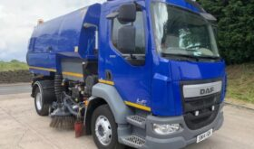 Used DAF LF220 Sweeper Spec for Sale