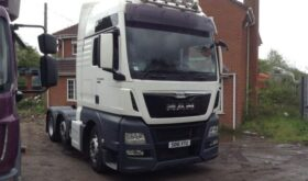Used MAN TGX 26-480 Truck for Sale