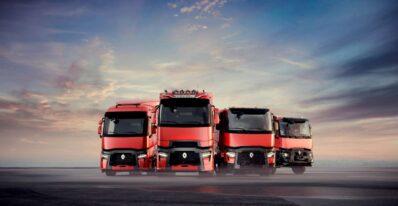 Renault Trucks Range 2021 Facelift