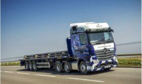 Mercedes Actros 2548 Tractor Unit & Trailer