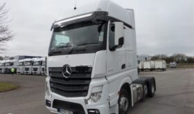 Used Mercedes Actros 2548 Truck for Sale