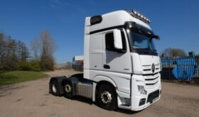 Used Mercedes Actros 2551 Truck for Sale