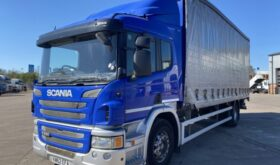 Used Scania P230 Truck for Sale