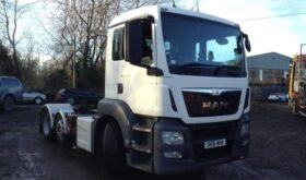 Used MAN TGS Pet Regs Tractor unit for Sale