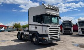 Used High Roof Sleeper Cab Truck for Sale